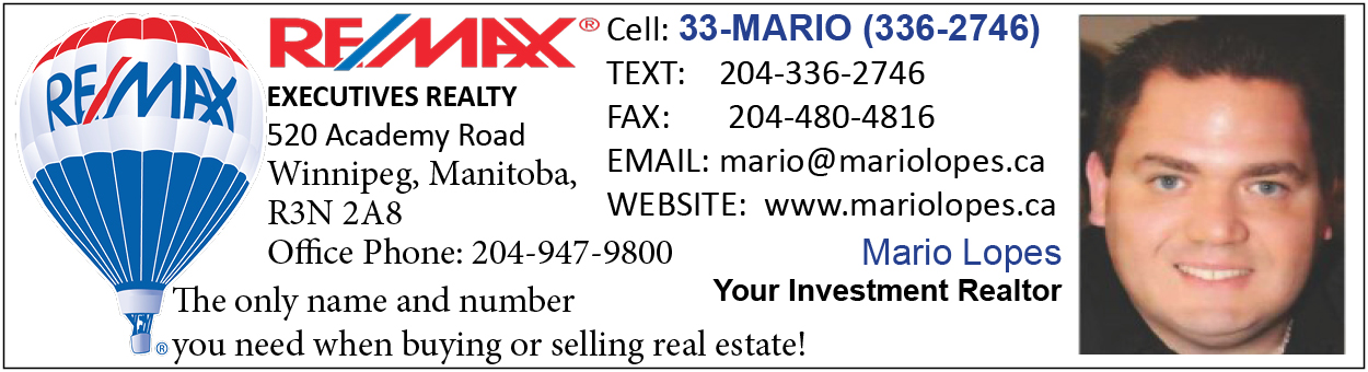 Mario Lopes Realtor