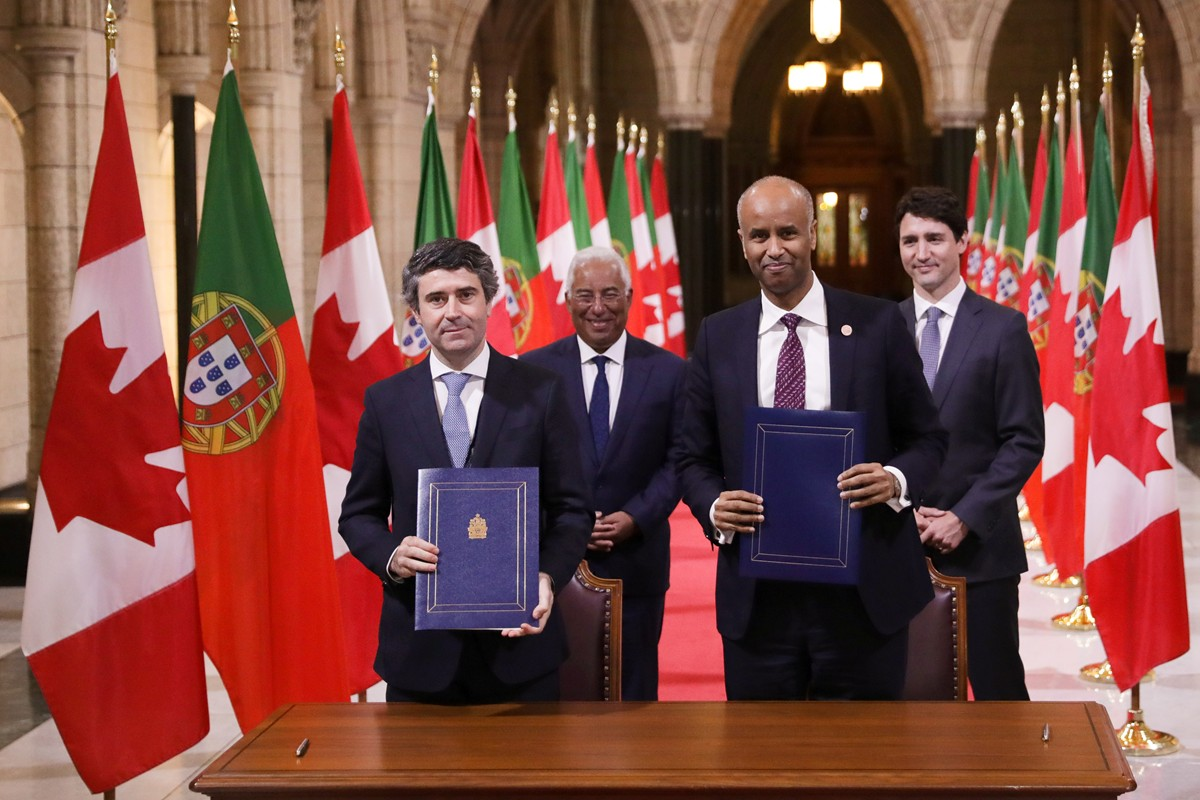 Canada and Portugal Sign New Youth Mobility Arrangement